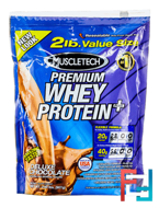 100% Whey Plus, MuscleTech, 2 lb, 908 g