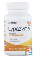 Lypazyme, Houston Enzymes, 120 Capsules