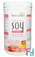 Total Soy, Meal Replacement, Naturade, 507 g