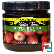 Apple Butter, Fruit Spread, (Яблочный джем), Walden Farms, 340 g