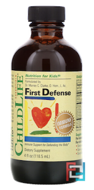 First Defense, ChildLife, 4 fl oz, 118.5 ml
