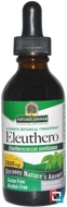 Eleuthero, Alcohol-Free, Nature's Answer, 2000 mg, 2 fl oz, 60 ml