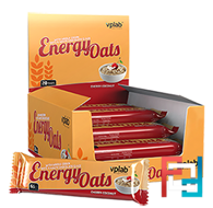 Energy Oats Bar, VP Laboratory, 1 bar, 60 g