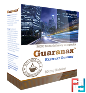 Guaranax, Olimp, 60 capsules