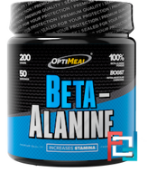 Beta-Alanine, OptiMeal, 200 g