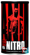 Animal Nitro, Universal Nutrition, 44 Packs