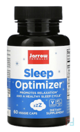 Sleep Optimizer, Jarrow Formulas, 60 capsules