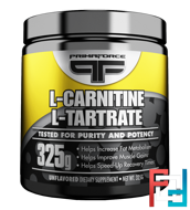 L-Carnitine, L-Tartrate, Unflavored, Primaforce, 325 g