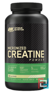 Micronized Creatine Powder, Optimum Nutrition, 300 g