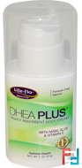 DHEA Plus, Highly Absorbent Body Cream, Life Flo Health, 2 oz (57 g)