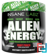 Alien Energy, Insane Labz, 186 g