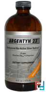 Argentyn 23, Allergy Research Group, 16 fl oz, 473 ml