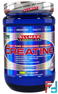 100% Pure Micronized German Creatine, ALLMAX Nutrition, 400 g