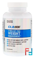 CLA 1000, EVLution Nutrition, 90 Softgels