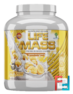 Life Mass, Tree of Life, HAS Nutrition, 6 lb, 2230 g