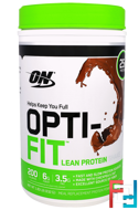 Opti-Fit, Lean Protein Shake, Optimum Nutrition, 1.83 lb, 832 g