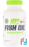 Fish Oil, Essentials, MusclePharm, 90 Softgels