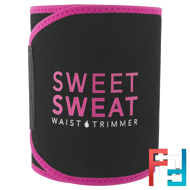 Sweet Sweat Waist Trimmer, Sports Research, Pink