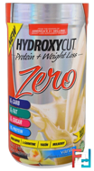 Hydroxycut Zero Protein + Weight Loss, Muscletech, 1.0 lbs, 454 g