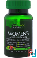 Women's Multi-Vitamin, PureMark Naturals, 60 Tablets