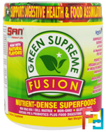 Green Supreme Fusion, Raw Fusion, 11.2 oz (316.5 g)
