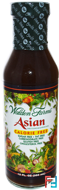 Asian Dressing & Marinade, Calorie Free, Walden Farms, 12 fl oz, 355 ml