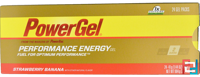 PowerGel, PowerBar, 24 Gel Packs, 41 g, 984 g