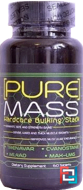 Pure Mass HARDCORE Bulking STACK, Epic Labs, 60 tablets