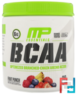 BCAA Essentials, MusclePharm, 0.57 lbs, 258 g