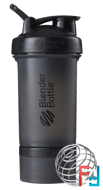 BlenderBottle, ProStak, Black, Sundesa, 22 oz