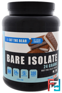 Bare Isolate, Whey Pure Isolate Protein, Ice Cream Sandwich, Eat the Bear, 2 lbs (908 g)