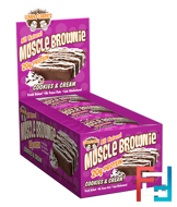 Muscle Brownie, Lenny & Larry's, 12 Brownies * 80 g