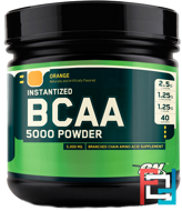 BCAA 5000 Powder, Optimum Nutrition, 380 g