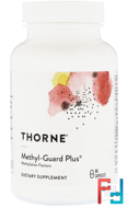 Methyl-Guard Plus, Thorne Research, 90 Vegetarian Capsules