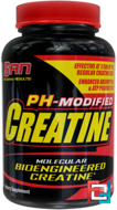 PH Modified Creatine, SAN Nutrition, 120 capsules