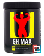 GH Max, GH Support Supplement, Universal Nutrition, 180 tablets