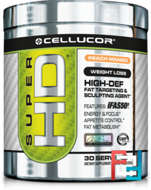 Super HD, Weight Loss, Cellucor, 6.34 oz, 180 g