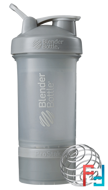 BlenderBottle, ProStak, Pebble Grey, Sundesa, 22 oz