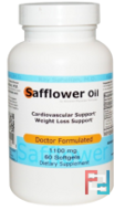 Safflower Oil, 1100 mg, Advance Physician Formulas, Inc., 60 Softgels