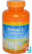 Omega 3, Thompson, 1000 mg, 100 Softgels