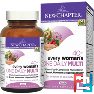 40+ Every Woman's One Daily Multi, New Chapter, 72 Tablets