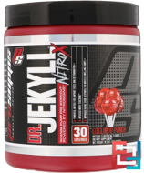 Dr. Jekyll, Nitro X, Intense Pump Pre Workout, Lollipop Punch, ProSupps, 10.5 oz, 297 g