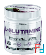 L-Glutamine, King Protein, 200 g