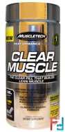 Clear Muscle, Muscletech, 168 Liquid capsules