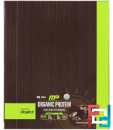 Organic Protein Bar, Peanut Butter, MusclePharm Natural, 12 Bars, 21.20 oz (600 g)