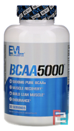 BCAA 5000, EVLution Nutrition, 240 Capsules