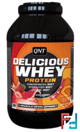 Delicious Whey Protein, QNT, 2200 g