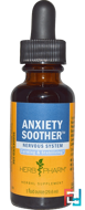 Anxiety Soother, Herb Pharm, 1 fl oz (29.6 ml)