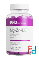 Mg+Zn+B6, KFD, 120 tablets