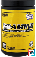 ISO-Amino, Pure Isolated BCAA, MAN Sports, 7.41 oz, 210 g